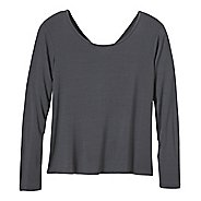 Womens prAna Miriam Long Sleeve Non-Technical Tops