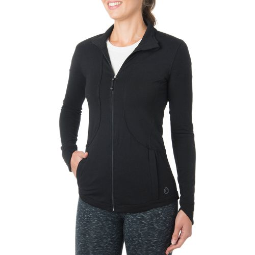 Womens Tasc Performance Unstoppable Full Zip Casual Jackets - Black L