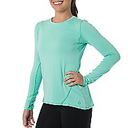 Womens Tasc Performance Breeze Bayou Long Sleeve Technical Tops