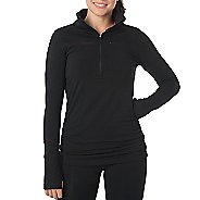 Womens Tasc Performance Rib It! 1/2-Zip Lightweight Jackets