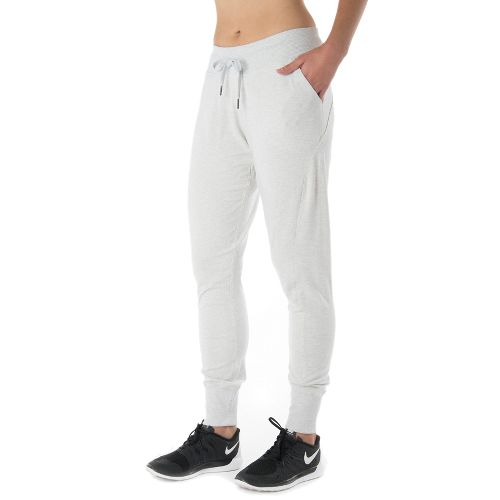 Womens Tasc Performance Riverwalk French Pants - Ash Heather S
