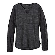 Womens prAna Darla Long Sleeve Non-Technical Tops