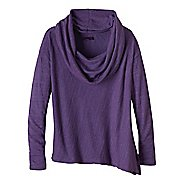 Womens prAna Ginger Long Sleeve Non-Technical Tops