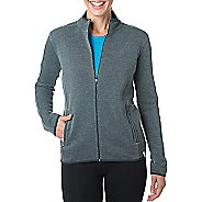 Womens Tasc Performance Transcend Fleece Jacket Hoodie & Sweatshirts Technical Tops