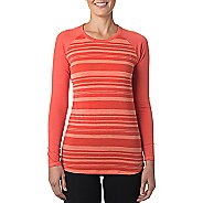Womens Tasc Performance Elevation Merino Long Sleeve Technical Tops