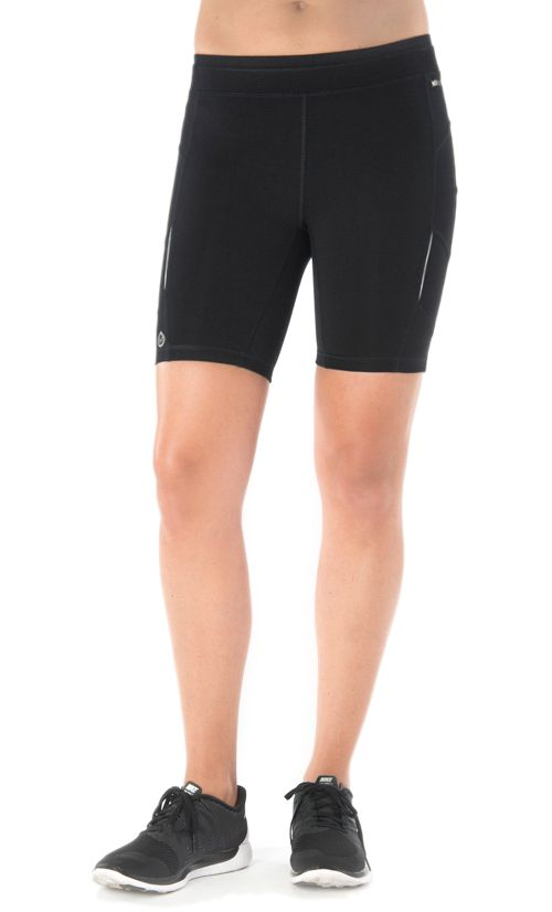Womens Tasc Performance Sprinter Unlined Shorts - Black L