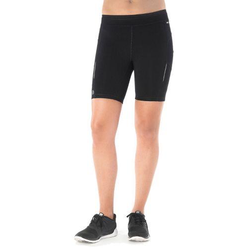 Womens Tasc Performance Sprinter Unlined Shorts - Black L