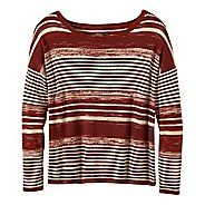 Womens prAna Adelaide Sweater Long Sleeve Non-Technical Tops
