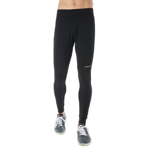 Mens Tasc Performance Cross Country Full Length Tights - Black M