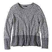 Womens prAna Astrid Sweater Long Sleeve Non-Technical Tops