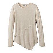 Womens prAna Sondra Sweater Long Sleeve Non-Technical Tops