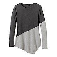 Womens prAna Sondra Sweater Long Sleeve Non-Technical Tops