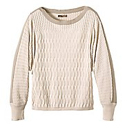 Womens prAna Margo Sweater Long Sleeve Non-Technical Tops