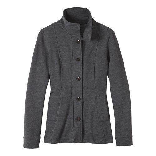 Womens prAna Catrina Cold Weather Jackets - Black XL