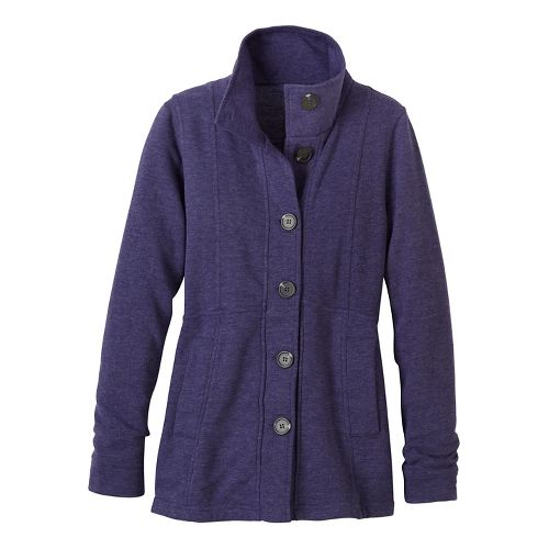 Womens prAna Catrina Cold Weather Jackets - Blue XS
