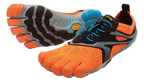 Mens Vibram V-Run Running Shoe - Orange 45