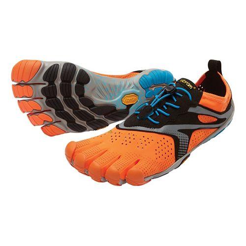 Mens Vibram V-Run Running Shoe - Orange 42
