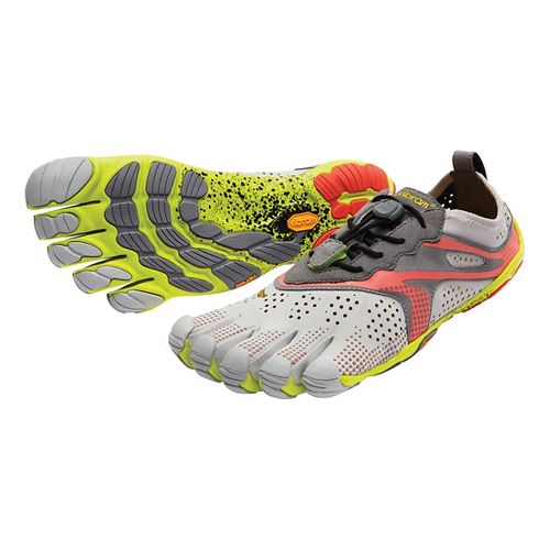 Womens Vibram V-Run Running Shoe - Oyster 41
