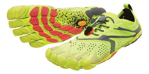 Womens Vibram V-Run Running Shoe - Yellow 39