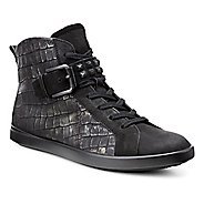 Womens Ecco Aimee High Top Sneaker Casual Shoe