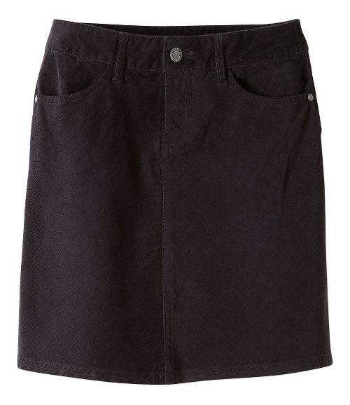 Womens prAna Trista Fitness Skirts - Black OS