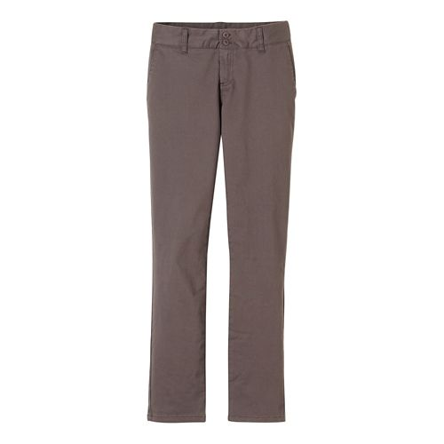Womens Prana Stella Pants - Moonrock 4