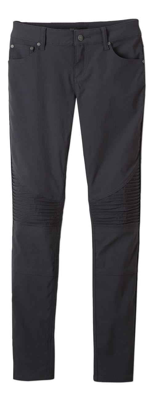 Womens prAna Brenna Pants - Coal 8