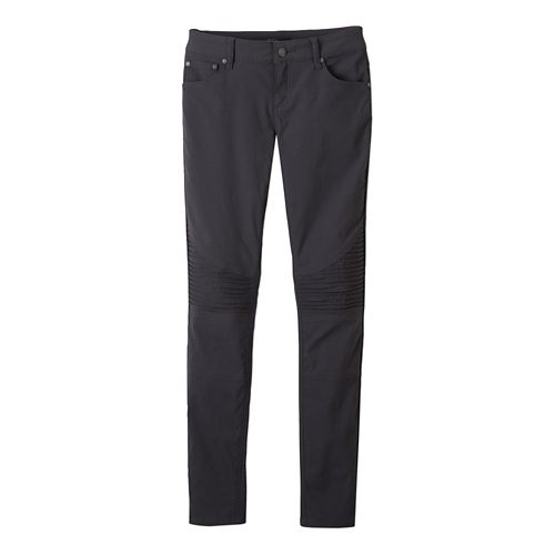Womens prAna Brenna Pants - Coal 12