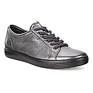 Womens Ecco Soft VII Sneaker Casual Shoe - Grey 38