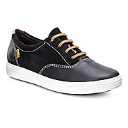 Womens Ecco Soft VII Tie Casual Shoe