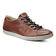 Womens Ecco Damara Tie Casual Shoe - Cognac 39
