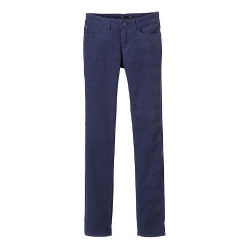 Womens prAna Trinity Cord Pants - Grey 12