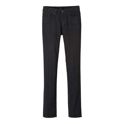 Womens prAna Trinity Cord Pants - Grey/Grey 2