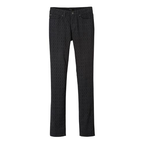 Womens prAna Trinity Cord Pants - Grey/Grey OS