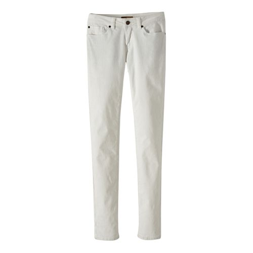 Womens prAna Trinity Cord Pants - Brown 2
