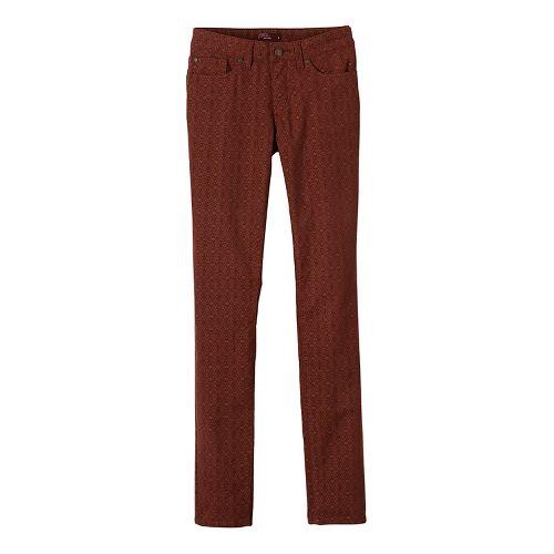Womens prAna Trinity Cord Pants - Brown 12