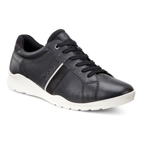 Womens Ecco Mobile III Casual Sneaker Casual Shoe - Black 40