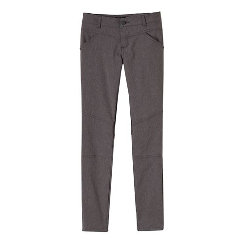 Womens Prana Tashia Pants - Coal 4