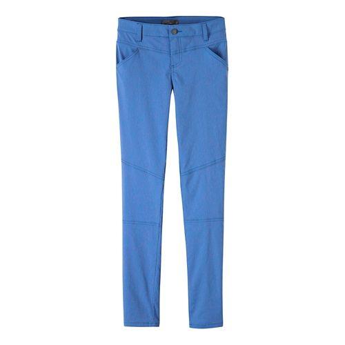 Womens Prana Tashia Pants - Vintage Cobalt 6