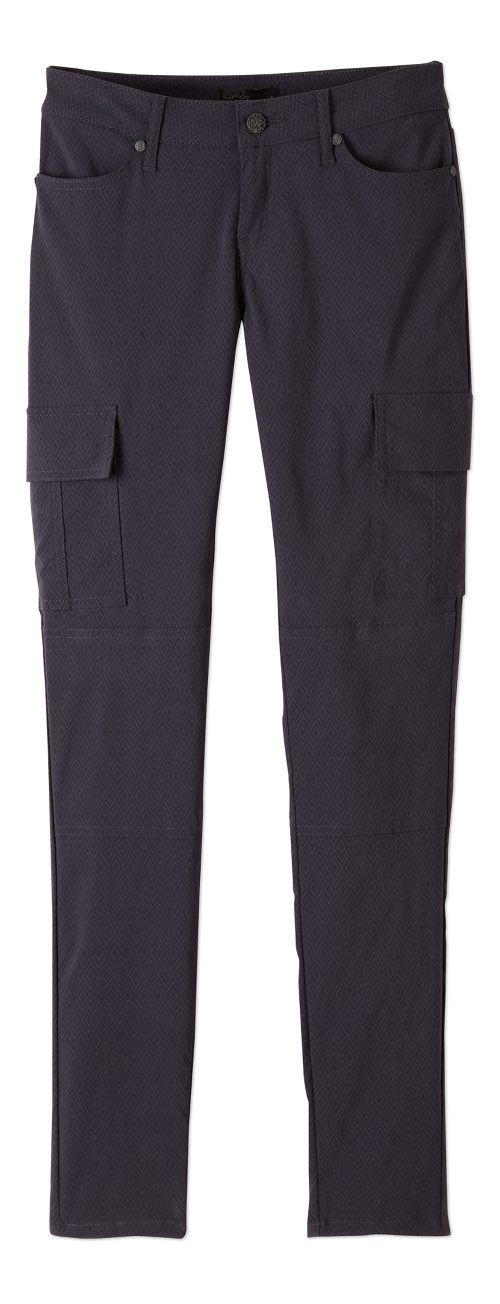 Womens prAna Meme Pants - Quartz 12
