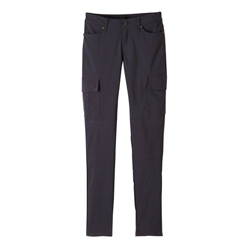 Womens prAna Meme Pants - Quartz 2