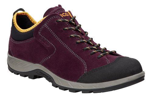 Womens Ecco Yura Low Casual Shoe - Mauve 41