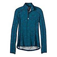 Womens prAna Sierra 1/4 Half-Zips & Hoodies Technical Tops