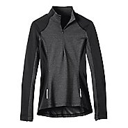 Womens prAna Sierra 1/4 Zip Hoodie & Sweatshirts Technical Tops