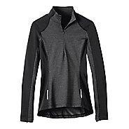 Womens prAna Sierra 1/4 Zip Hoodie & Sweatshirts Technical Tops