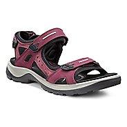 Womens Ecco Yucatan Casual Shoe - Morillo/Black 36