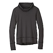 Womens prAna Marin Pullover Long Sleeve Technical Tops