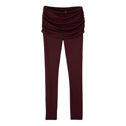 Womens prAna Remy Tights & Leggings Tights - Purple S