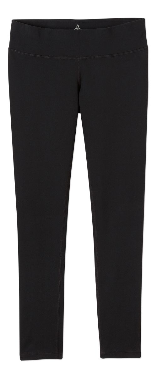 Womens Prana Ashley Leggings Tights - Black XS
