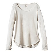 Womens prAna Candi Long Sleeve Technical Tops